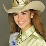 McKensey Middleton as Region 4 Miss CSHA