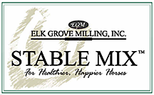 Elk Grove Milling, Inc. - Stable Mix - For Happier, Healthier Horses