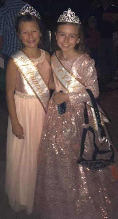 Little 1st Princess 2020 Ryleigh Bolton Little Miss CSHA 2020 Jenna Joe Neilsen